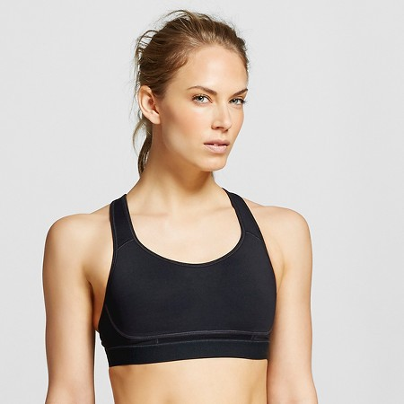 Workout Wear: Target C9 Racerback Sports Bra