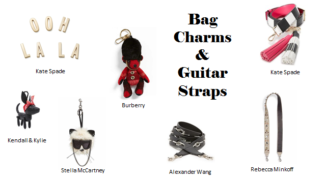 Handbag Trends: Attachments and Guitar Straps
