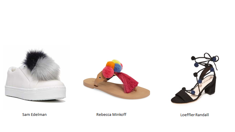 Shoe Trends: Pom Poms