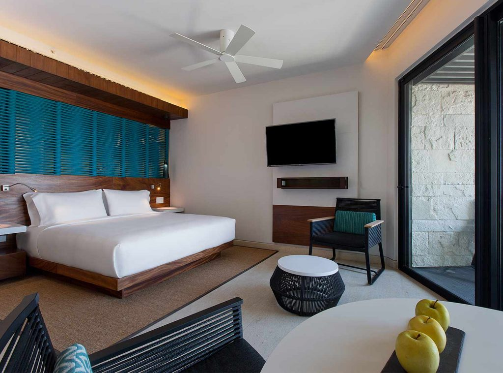 Grand Hyatt Playa del Carmen King Room