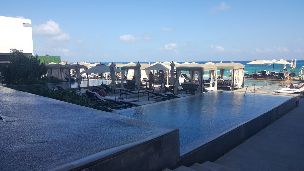 Grand Hyatt Playa del Carmen Pools