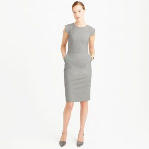 Office Capsule Foundation Sheath Dress