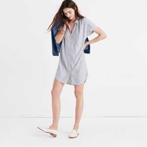 Casual Capsule Foundation Shirt Dress