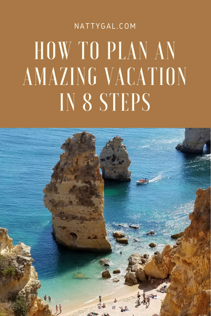Plan an Amazing Vacation