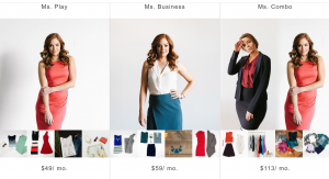 Clothing Rental | The Ms. Collection