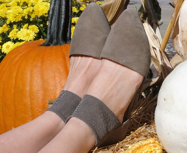 Fall OOTD | What I Wore | Fall Outfits | Eileen Fisher | Shoes