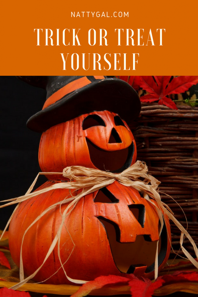 Halloween | Trick or Treat | Treat Yourself