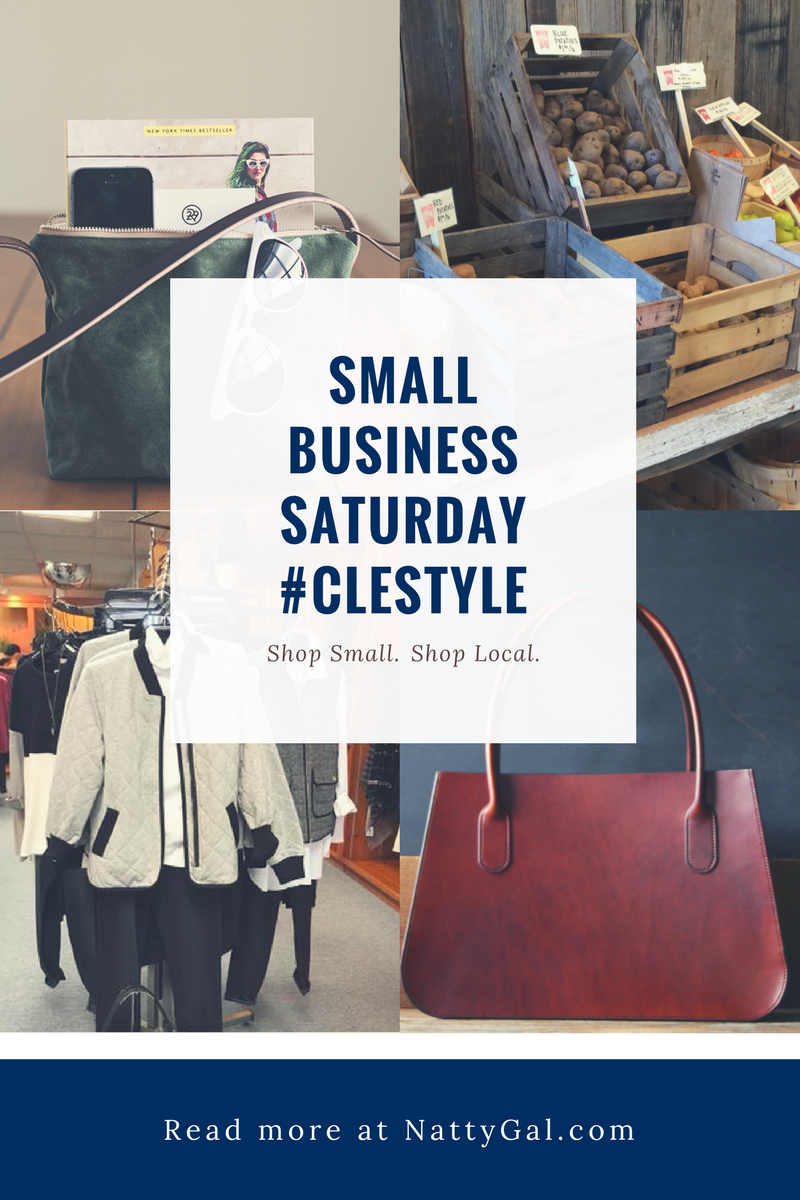 Small Business Saturday | Shop Small | CLEStyle