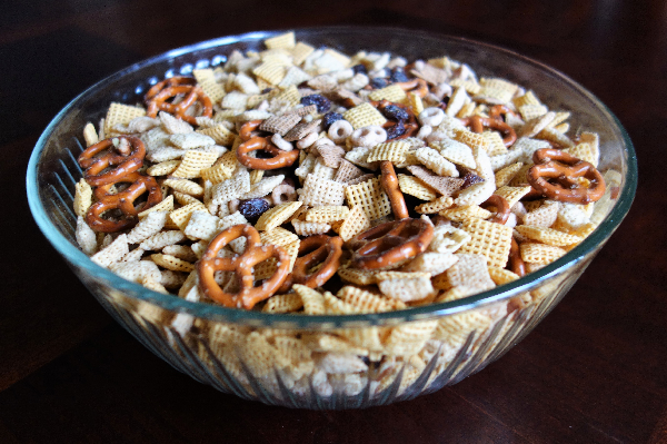 Snack Mix | White Chocolate | Easy Recipes