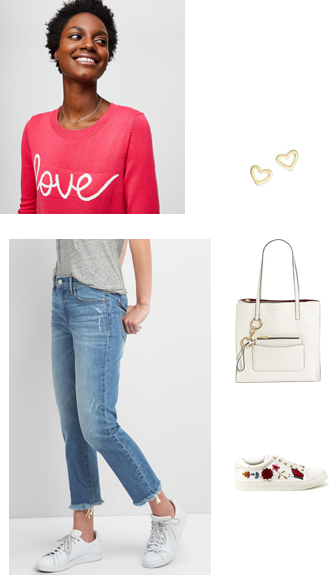 Outfits | Valentine's Day | Valentine's Outfits