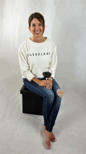 Emily Roggenburk | CLE Clothing | Athleisure