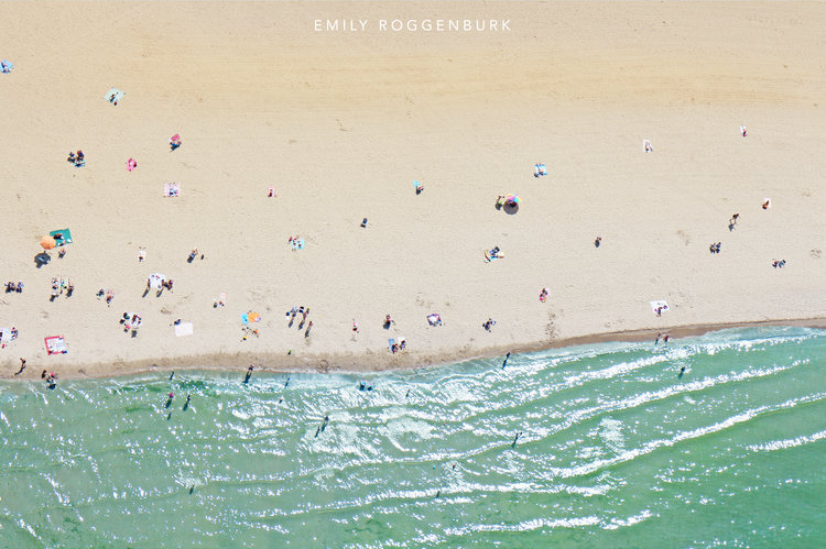 Emily Roggenburk | Photography | Aerial Photography | Beach Photos