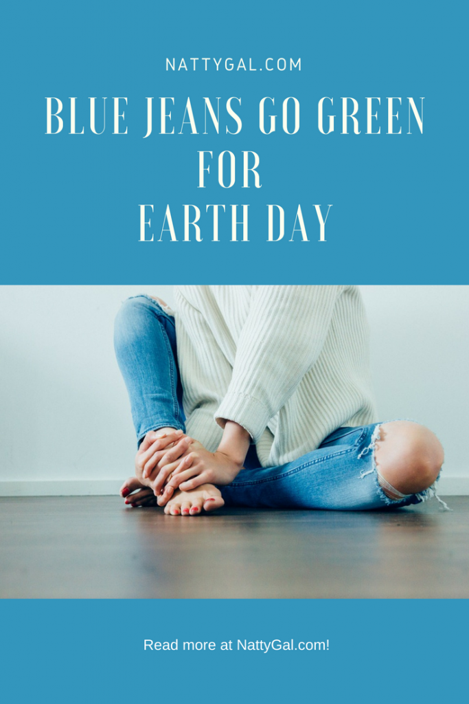 Earth Day | Blue Jeans Go Green | Denim Recycling | Clothing Recycling | Upcycle Clothing