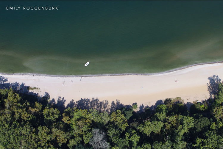 Emily Roggenburk | Photography | Aerial Photography | Beach Photos | Lake Photos