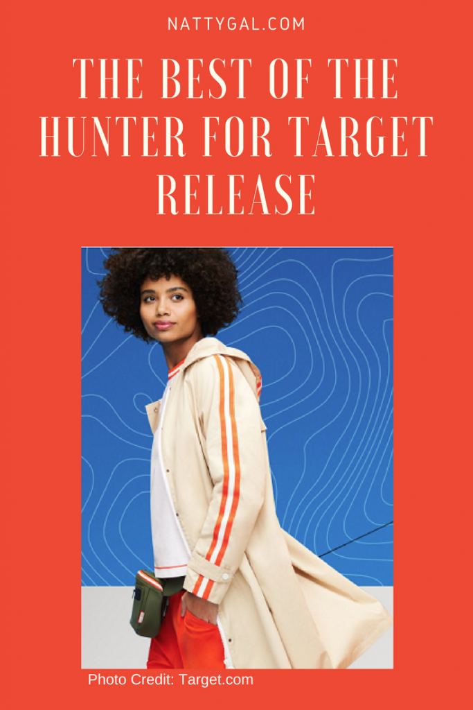 Hunter | Hunter for Target | Rain Gear | HunterxTarget