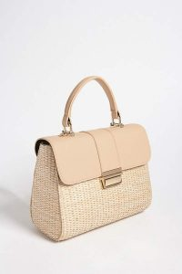 Straw Accessories | Straw Bags | Straw Jewelry | Spring Accessories | Summer Accessories