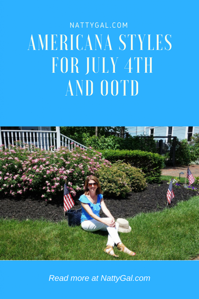Americana Style | July 4th Outfit | Fourth of July Outfits | Patriotic Outfits