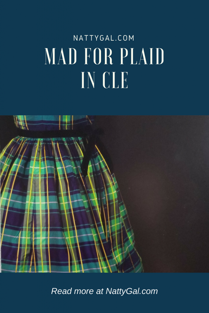 Mad for Plaid CLE | WRHS | Cleveland History Center | Mad for Plaid
