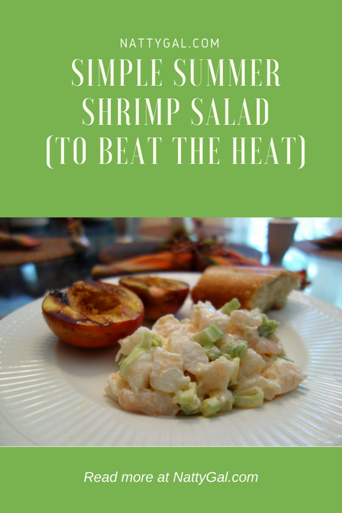 Shrimp Salad | Simple Summer Recipes | Simple Salads | Shrimp Recipes
