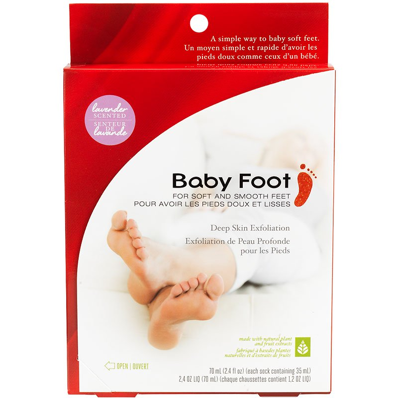 Baby Foot Review | Baby Foot Foot Peel | Foot Peels
