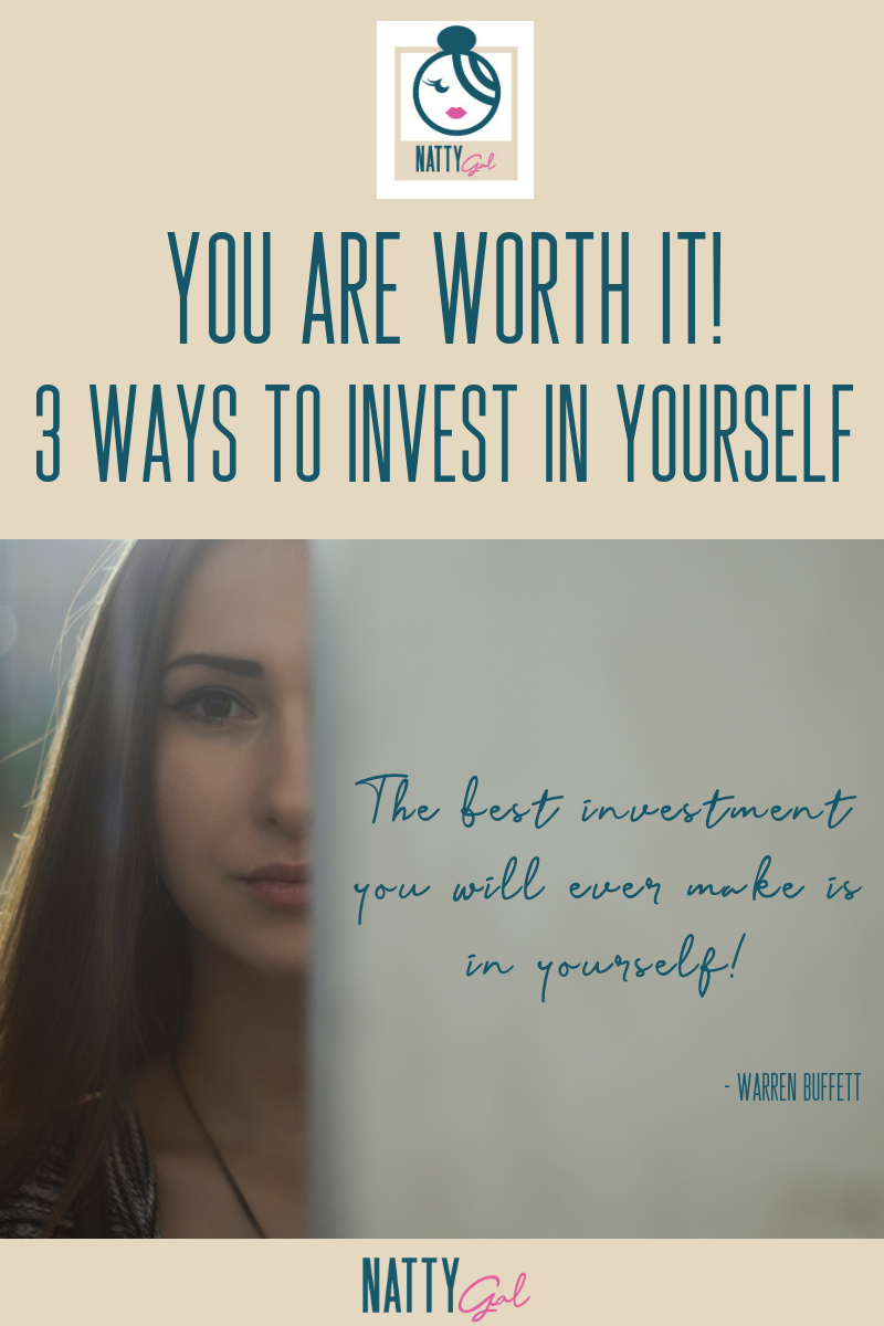 Ways That I Invest in Myself | Self Care | Invest in Yourself | Get a More Satisfying Life