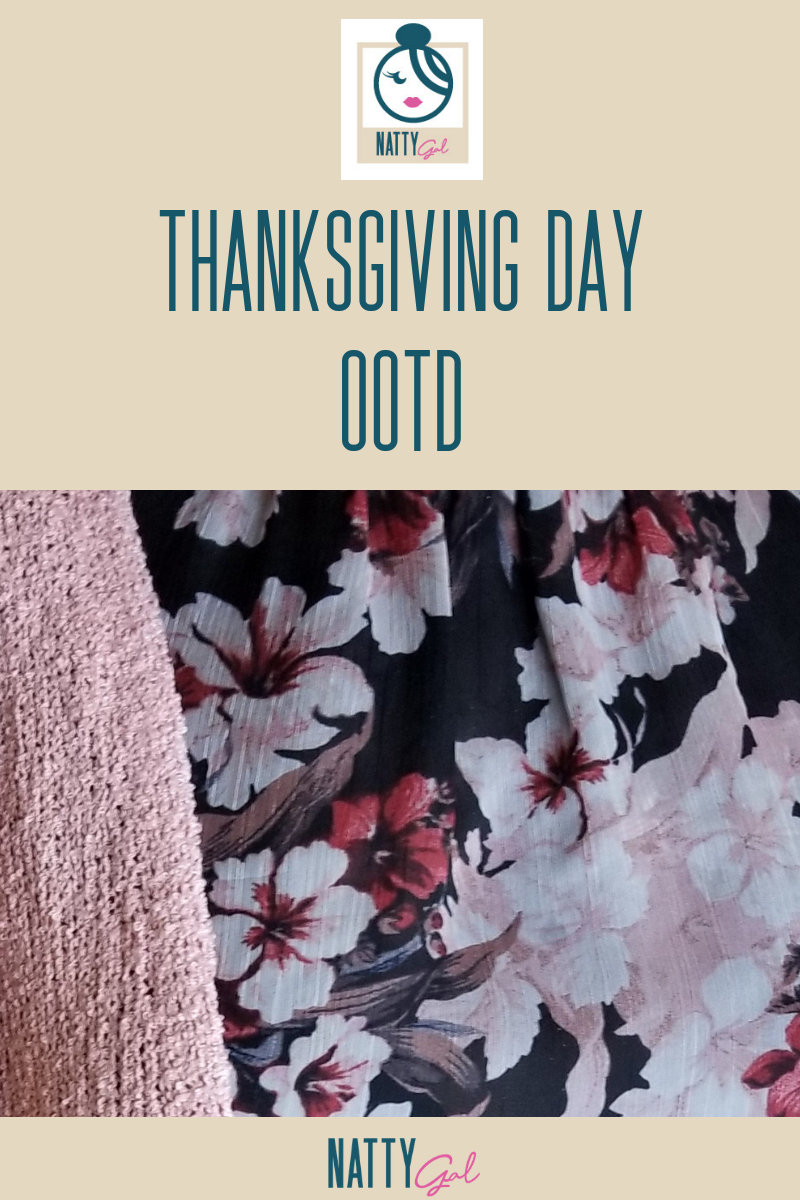 Thanksgiving Outfit | What to Wear for Thanksgiving