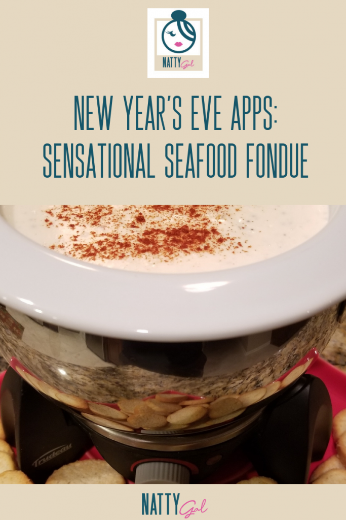 Easy Seafood Appetizer | New Year's Eve appetizer | Seafood Fondue | Easy Appetizer