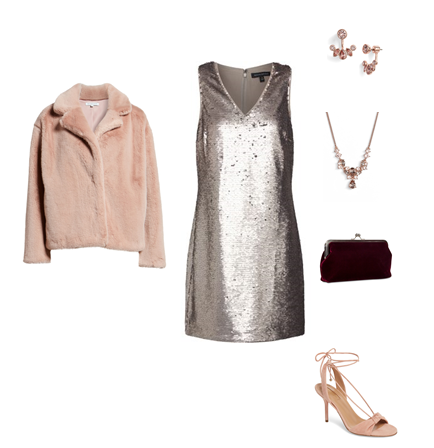 New Year's Eve Outfits | Festive Outfits | Sequins | Party Outfits