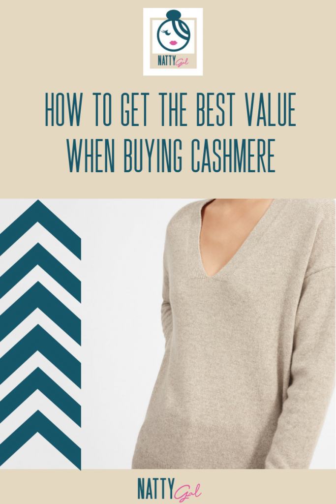 How to Get the Best Value When Buying Cashmere | Shopping for Cashmere | How to Buy Cashmere | How to Evaluate Cashmere