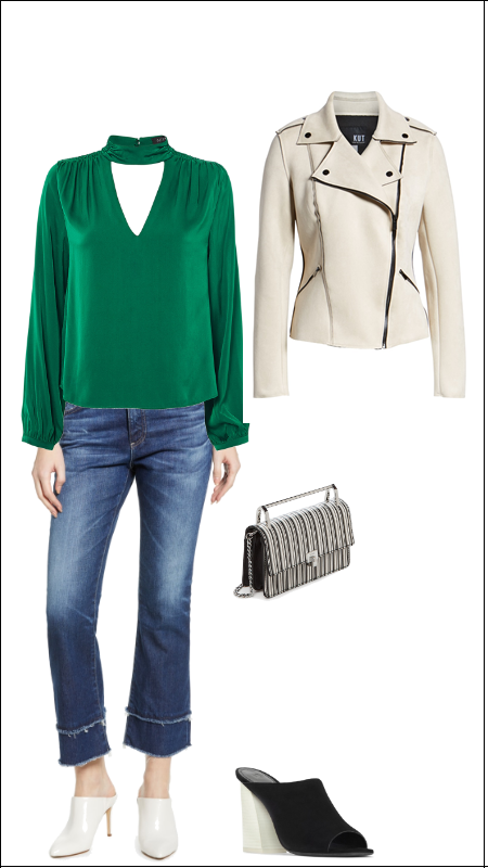 St. Patrick's Day outfits   Date Night Outfit   Green clothes