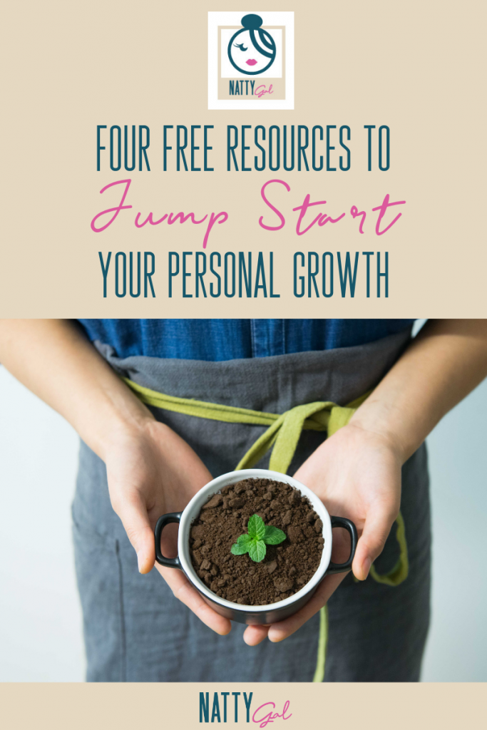 Personal Growth Resources | FREE Online Learning Resources | Jump Start Your Personal Growth