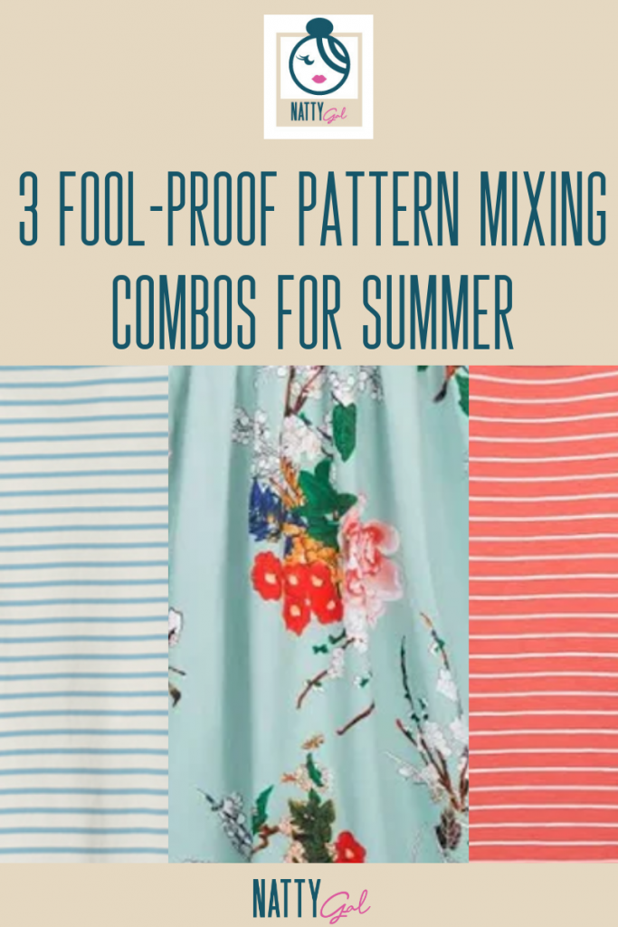 Pattern Mixing Combos for Summer | How to Successfully Mix Patterns