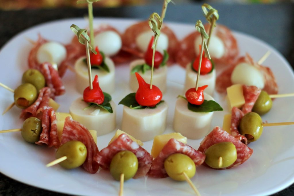 Skewer Appetizers | Easy Appetizers | Best Skewer Combinations | Quick and Easy Apps