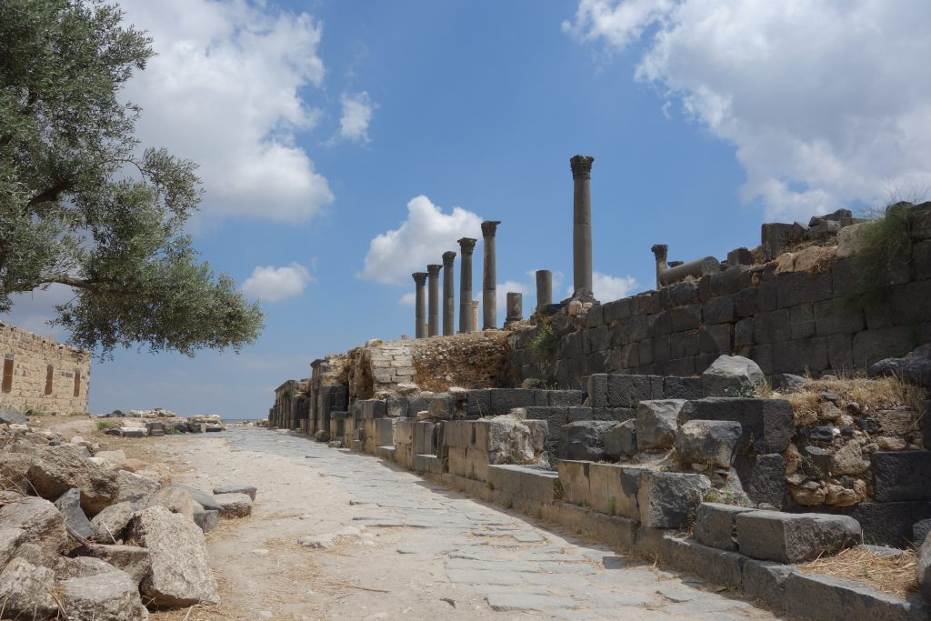 Jordan in One Week| Jerash | Middle East Travel
