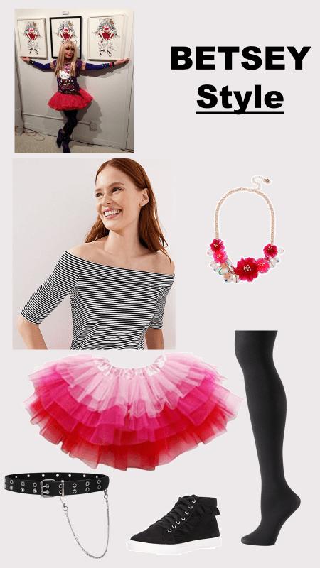 Fashion Icon Inspired Halloween Costumes | Betsey Johnson
