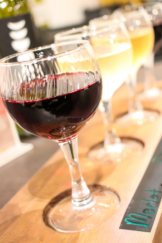 Wine Down & Sweets Cafe   Ohio Wine Bars