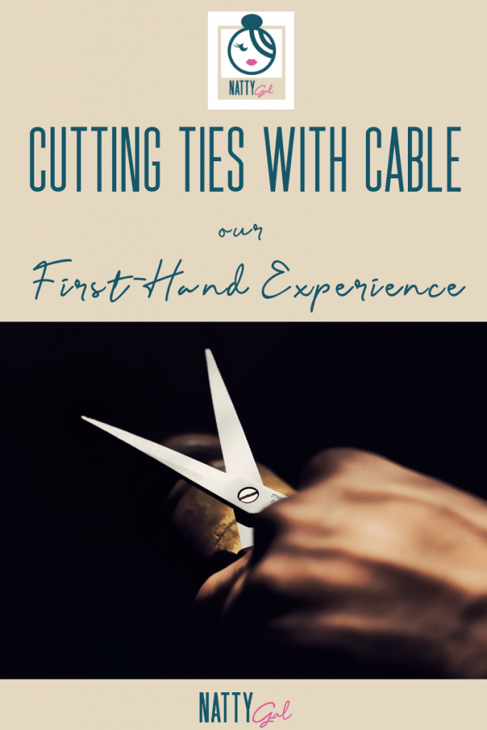 Cutting Ties with Cable | Giving Up Cable TV | Switch to Streaming