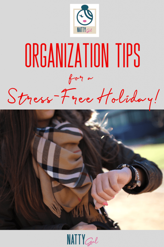 While fun, the holidays can also be inherently stressful!  So today I'm sharing a few organization tips for a stress-free holiday. Use these proven techniques to start automating and simplifying your preparations.  You're sure to end up enjoying a more satisfying holiday season!