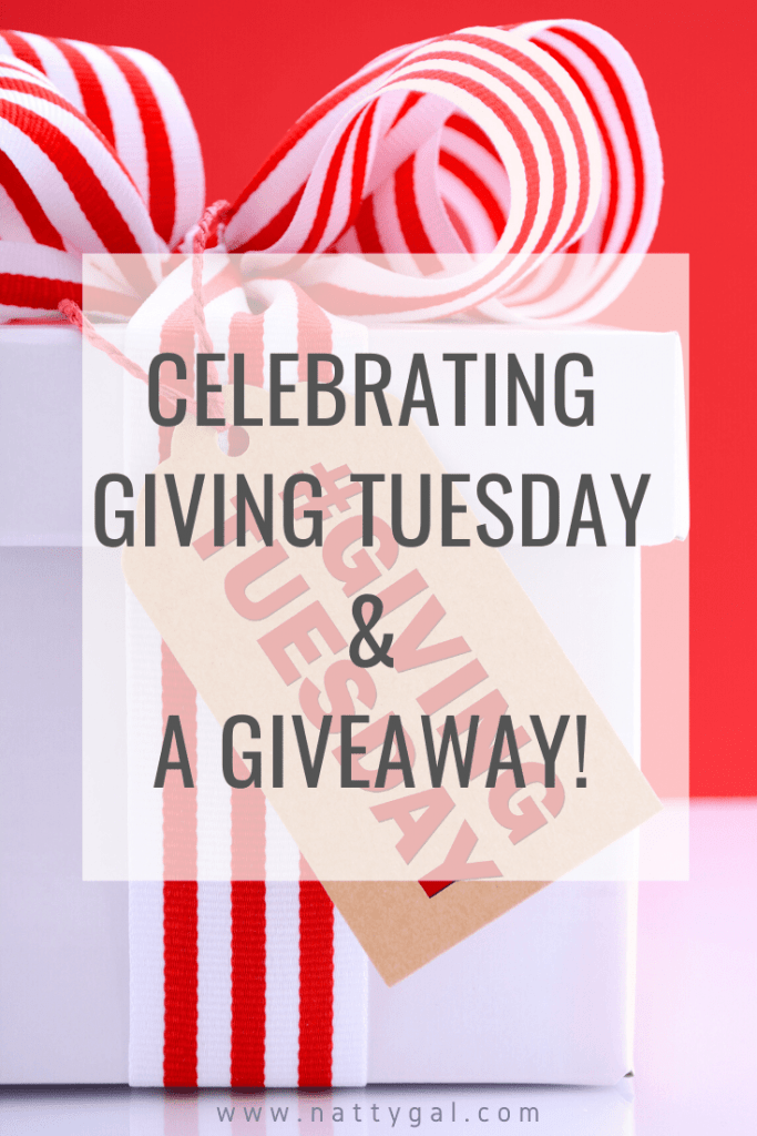 I'm celebrating Giving Tuesday by talking about my favorite charities as well as what I've got planned this month to give back to YOU! #GivingTuesday #CelebratingGivingTuesday #DoGood #BestCharities