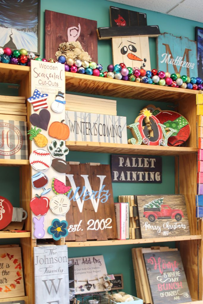 All Fired Up | Paint Your Own Pottery | Handmade Gifts | Family Activities