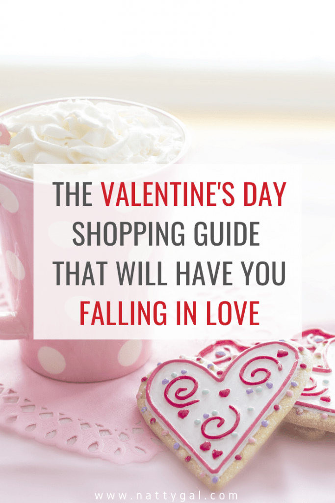 Smitten with all things Valentine related? Well, this year I went a little crazy creating a Valentine's Day shopping guide that you'll fall in love with!