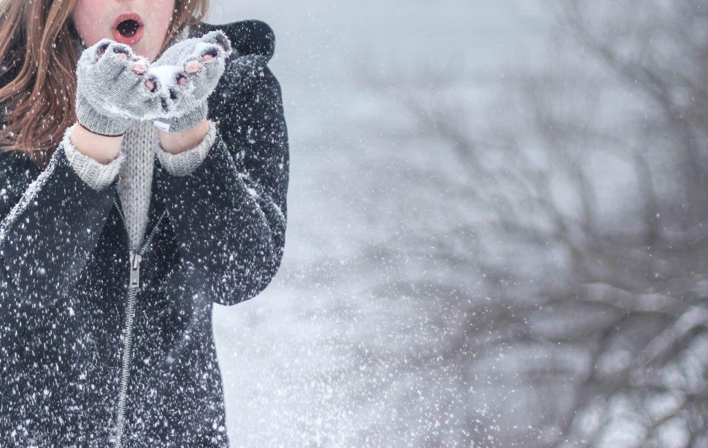 Winter Skincare | Face Defuzzer