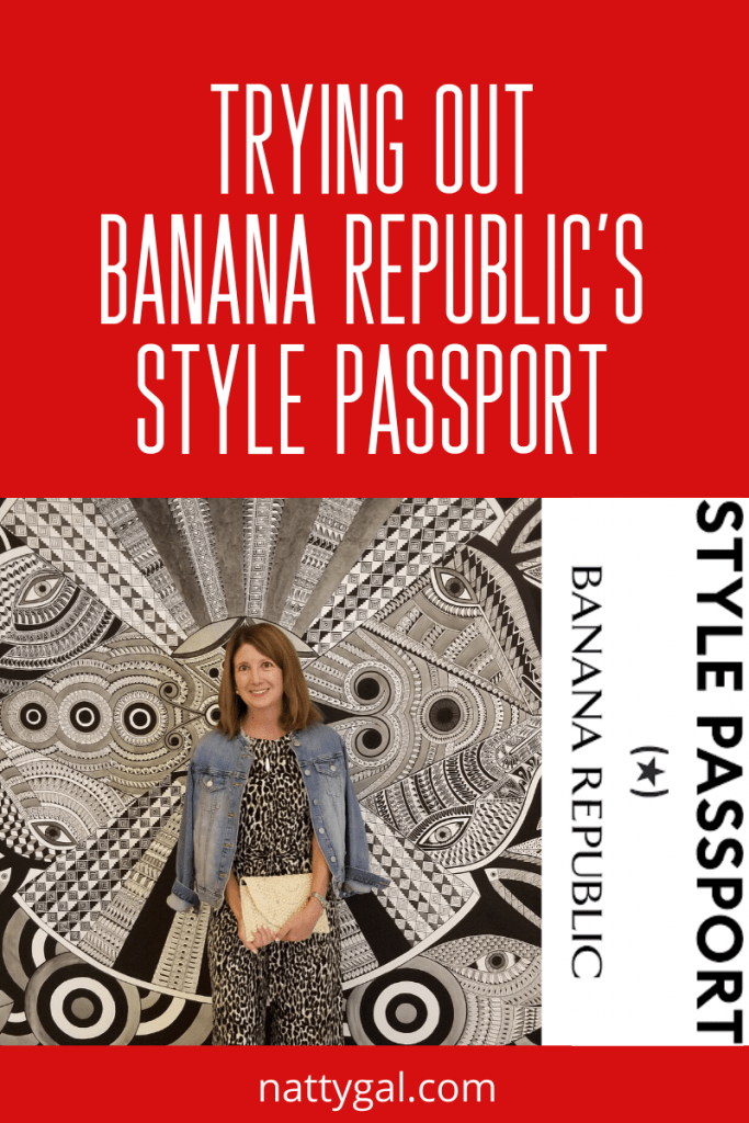 Clothing rental UPDATE: As a frequent Banana Republic shopper, I was eager to give their rental service Style Passport a try!