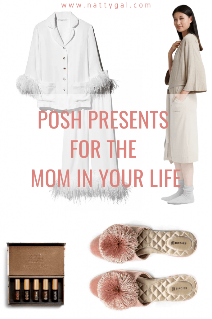 Presents for the Mom in Your Life Heads up, guys!  This year you're really going to want to spoil mama for Mother's Day.  Today's post is full of ideas to give her those princess-y feels!