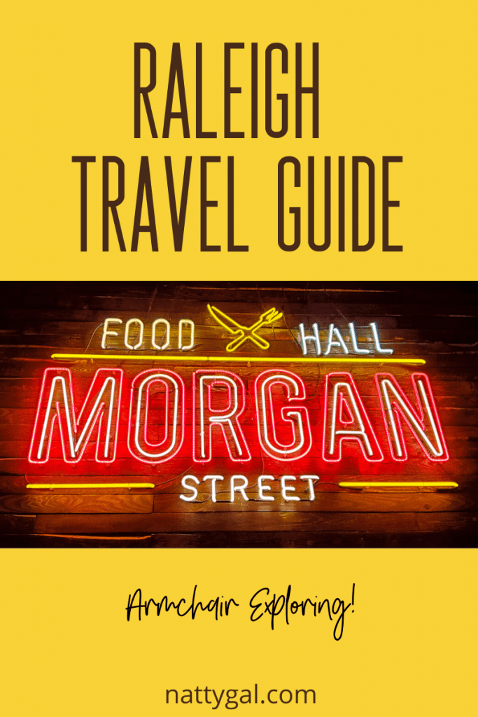 This Raleigh Travel Guide will take you to all the hot-spots you're going to want to visit in this very friendly and visit-worthy town! #raleightravelguide