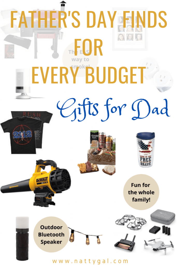 Father's Day Finds for Every Budget