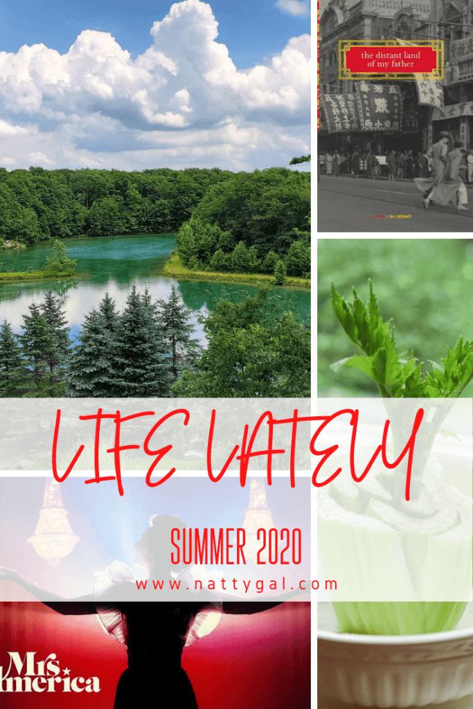 Despite COVID-19, the summer of 2020 is treating me pretty well.  Check out today's post to hear about my life lately! #lifelately #bestlife